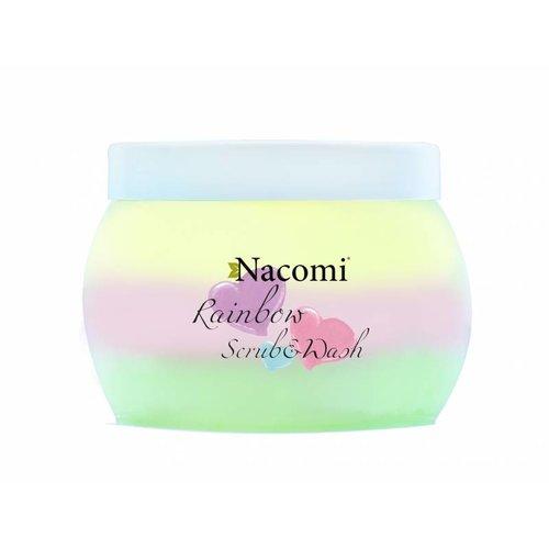 Nacomi Rainbow Scrub&Wash 200 ml