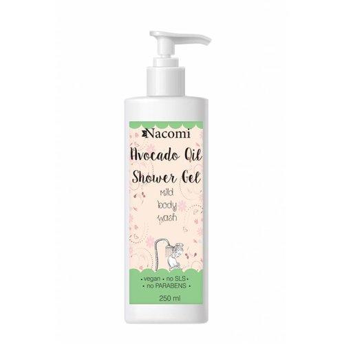 Nacomi Avocado Oil Shower Gel 250 ml