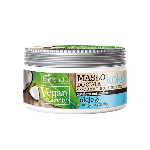 BIELENDA Vegan Friendly Maslo Do Ciala Kokos 250ml