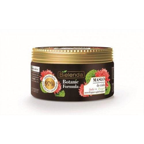 BIELENDA Botanic Formula Maslo Do Ciala Imbir + Dziegiel 250ml