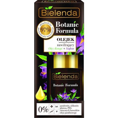 BIELENDA Botanic Formula Olejek Nawilzajacy Olej z Konopi + Szafran 15ml