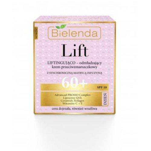 BIELENDA Lift Liftingujaco-Odmladzajacy Krem Przeciwzmarszczkowy 60+ Na Dzien 50ml