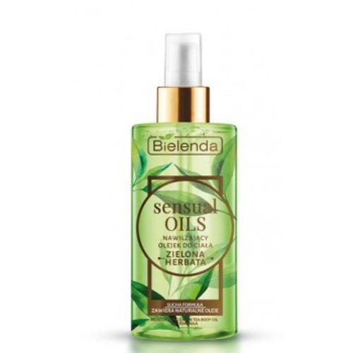 BIELENDA Sensual Oils Nawilzajacy Olejek Do Ciala Zielona Herbata 150ml