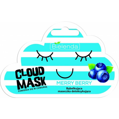 BIELENDA Cloud Mask Merry Berry 6g