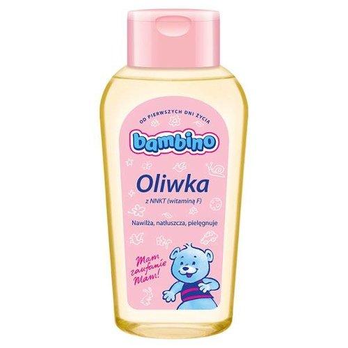 NIVEA Bambino Oliwka Dla Dzieci i Niemowlat 150 ml