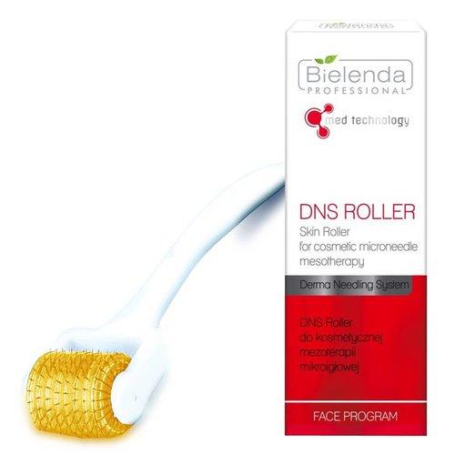 BIELENDA DNS Roller Do Kosmetycznej Mezoterapii Mikroiglowej 0,5mm