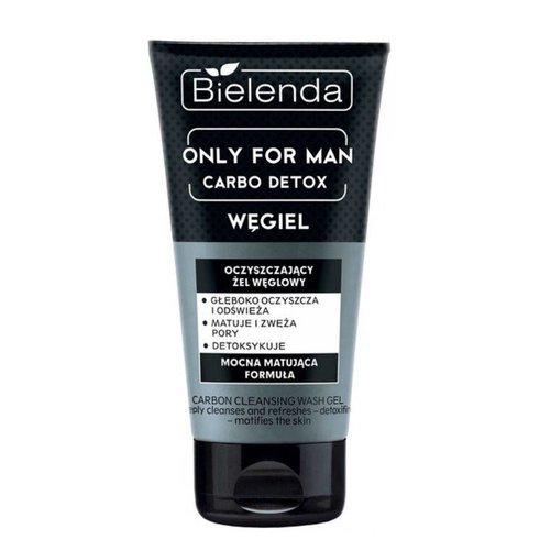 BIELENDA Only For Man Carbo Detox Oczyszczajacy Zel Weglowy 150g