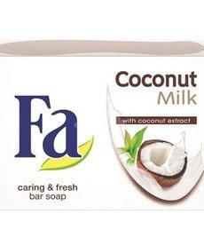SCHWARZKOPF & HENKEL Fa Mydło w Kostce Coconut Milk Kremowe Kokosowe 90g