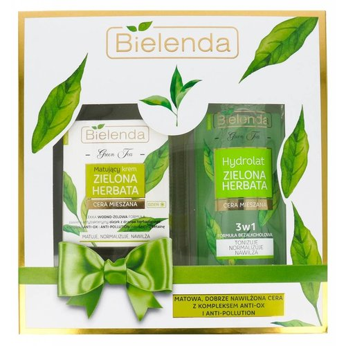BIELENDA Zielona Herbata Zestaw