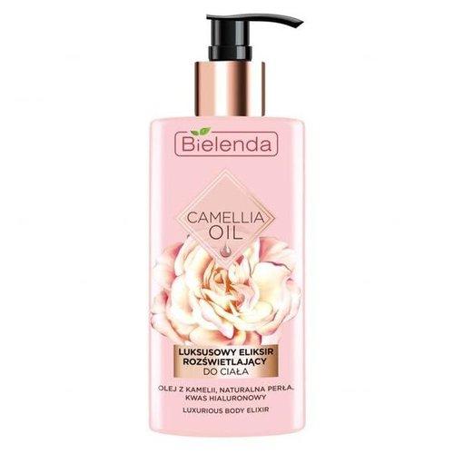 BIELENDA Camellia Oil Luksusowy Eliksir Rozswietlajacy Do Ciala 150ML