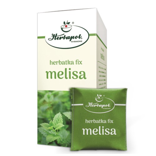 HERBAPOL Herbatka Fix Melisa 20 sasz