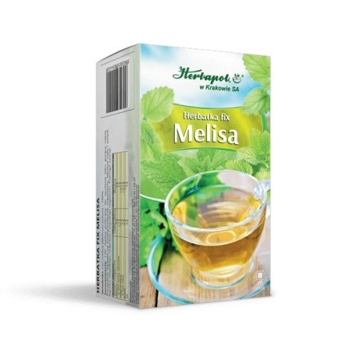 HERBAPOL Herbata Fix Melisa 20 sasz