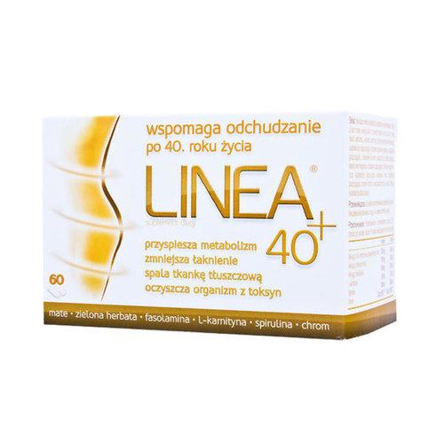 AFLOFARM LINEA 40+ 60 tabletek