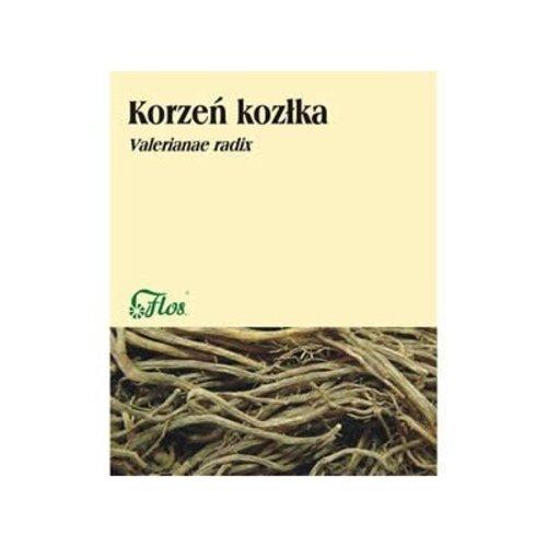 FLOS Korzen Kozlka Valeriane Radix 50 g