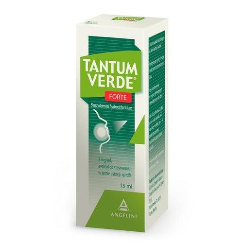 ANGELINI TANTUM VERDE Forte 15 ml