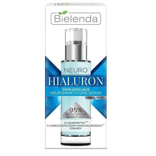 BIELENDA Neuro Hialuron Serum z Kwasem Hialuronowym Dzien/Noc 30ml