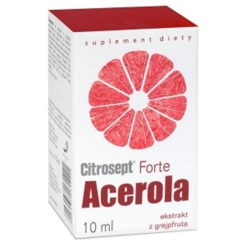 CINTAMANI Citrosept Forte Acerola 10 ml