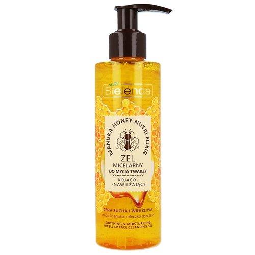 BIELENDA Manuka Honey Nutri Elixir Zel Micelarny Kojaco Nawilzajacy 200g