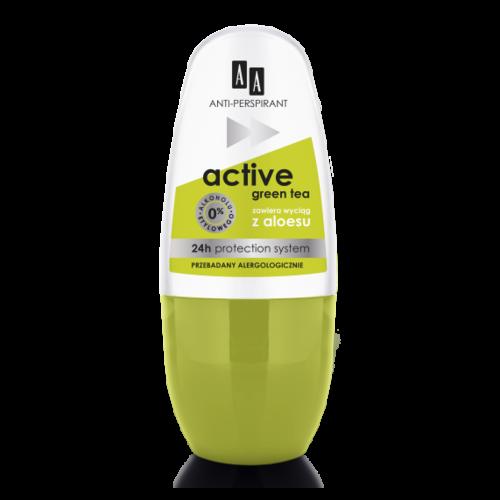 OCEANIC AA - Anti-Perspirant Active Green Tea 50ml
