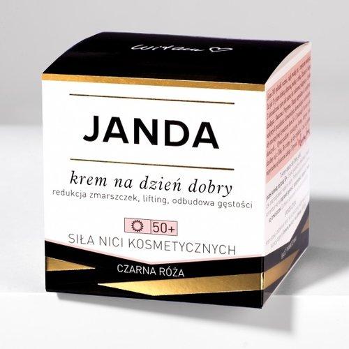 KRYSTYNA JANDA Krem na dzień dobry 50+ Sila Nici Kosmetycznych 50ml