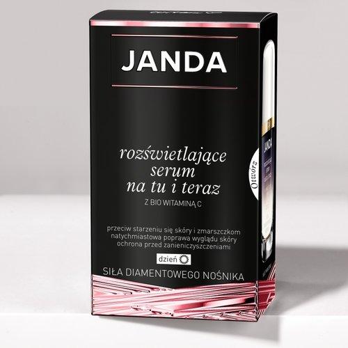 KRYSTYNA JANDA Tu i Teraz Rozświetlające Serum Na Dzien 30ml