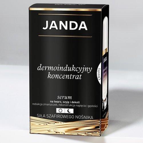 KRYSTYNA JANDA Dermoindukcyjne Serum Koncentrat Młodości 30ml