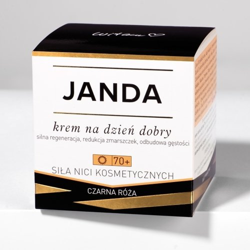 KRYSTYNA JANDA Krem na Dzień Dobry 70+ Sila Nici Kosmetycznych 50ML