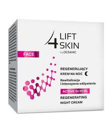 OCEANIC Lift 4 Skin Active Glycol Krem na Noc Regenerujący 50ml