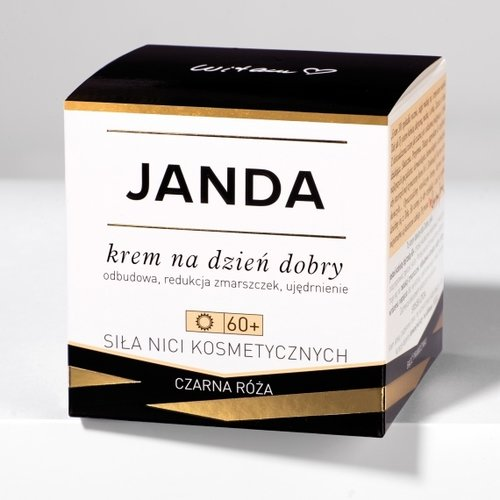 KRYSTYNA JANDA Krem na dzień dobry 60+ Sila Nici Kosmetycznych 50ml
