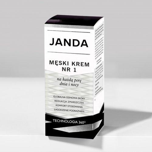 KRYSTYNA JANDA Męski Krem Nr 1 50ML