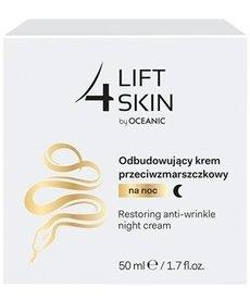 OCEANIC Lift 4 Skin Odbudowujący Krem Przeciwzmarszczkowy Na Noc 50 ml