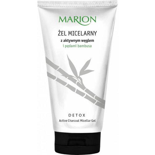 MARION Detox Żel Micelarny z Aktywnym Węglem 150ml