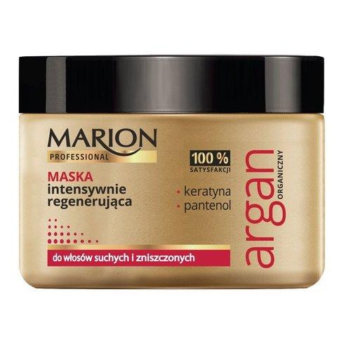 MARION Professional Maska Intensywnie Regenerujaca Argan Organiczny 450g