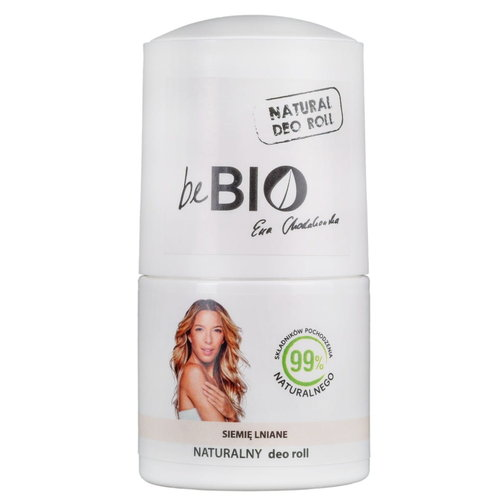 EWA CHODAKOWSKA BE BIO ROLL-ON Siemie Lniane 50ml