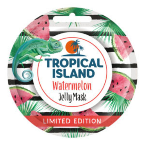 MARION Tropical Island Watermelon Jelly Mask Żelowa Maseczka do Twarzy 10g