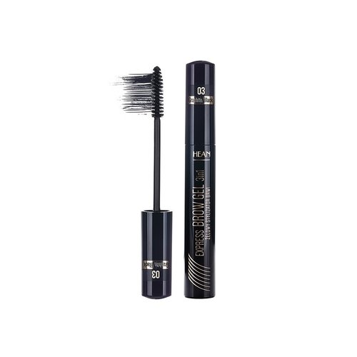 HEAN Express Brow Gel Stylizator do Brwi 03 Graphite-Black
