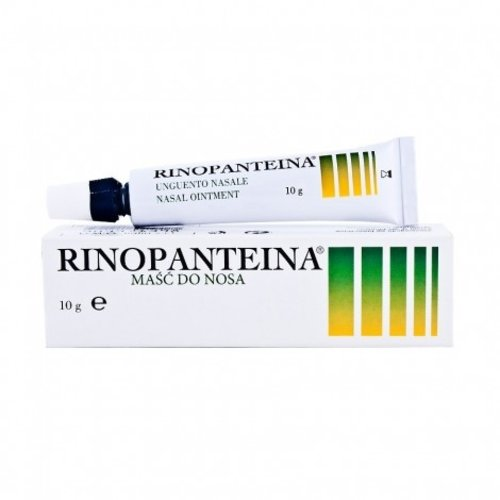 DMG RINOPANTEINA Masc Do Nosa 10g