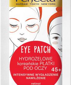 PERFECTA Hydrożelowe Płatki Pod Oczy 45+ Retinol Witamina  E 2 sztuki