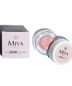 MIYA COSMETICS Naturalny Rozświetlacz Rose Diamond Shade 4g