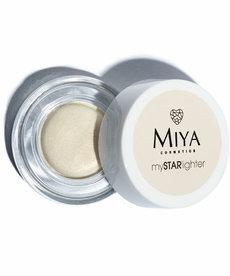 MIYA COSMETICS Naturalny Rozświetlacz Moonlight Gold Shade 4g