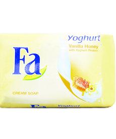 SCHWARZKOPF & HENKEL FA Mydlo W Kostce Yoghurt Cream Soap Vanilla Honey 125 g