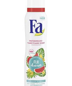 FA Antyperspirant dla Kobiet Fiji Dream 0% Alcohol 150ml