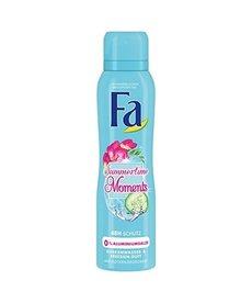 FA Antyperspirant dla Kobiet  Summertime Moments 0% Aluminium 150ml