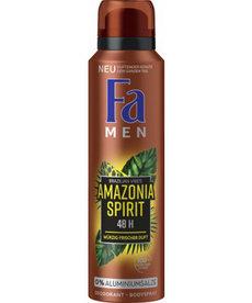 FA Antyperspirant dla Mężczyzn  Amazonia Spirit  150ml