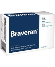 AFLOFARM Braveran  8 tabletek