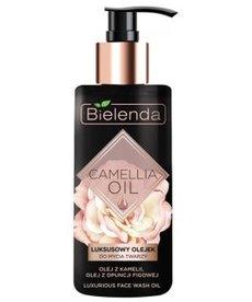 BIELENDA Camellia Oil Luksusowy Olejek do Mycia Twarzy 140 ml