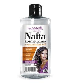NEW ANNA Nafta Kosmetyczna z Witaminami A+E 120g