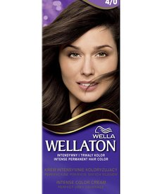 PROCTER&GAMBLE Wella Wellaton Krem Intensywnie Koloryzujacy 4/0 Średni Brąz