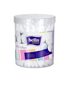 BELLA Bella Patyczki Higieniczne  Okrągłe 100szt