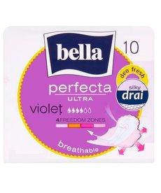 TZMO SA Perfecta Ultra Violet Podpaski Higieniczne 10szt